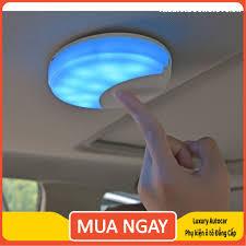 Đèn Led Cảm Ứng Dán Trần Ô Tô 2 Chế Độ Ngày - Đêm - đèn led trần tròn cảm  ứng 2 Chế Độ Ánh sáng - luxury giá cạnh tranh