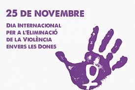 Manifest amb motiu del 25N: Dia internacional per a l'eliminació de la  violència envers les dones - La Canonja