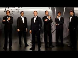 James Bond Comparison Chart How Tall Are All The James Bond Actors Really Or The