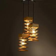 designer pendant lighting. fine designer spiral wood designer multilight pendant light with round canopy three   to lighting