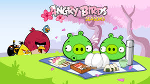 Rovio jumps into spring with new Angry Birds Seasons episode ...