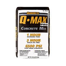 Q-Max Pro Concrete Mix