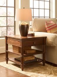 traditional lamps living room elegant freeport bronze ceramic table lamp with light beige linen shade