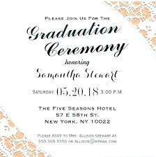 Graduation Party Invitation Template Invitation Card For Graduation Party Beauceplus