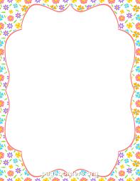 Small Picture Microsoft Clipart Flower Border ClipartFest