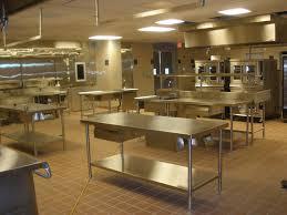 Industrial Kitchen Floor 20 Cool Industrial Kitchen Ideas 3978 Baytownkitchen