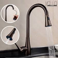 picture about oil rubbed bronze kitchen faucet great single handle pull down sprayer