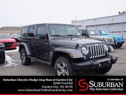 garden city chrysler. 2018 Jeep Wrangler JK Sport Utility Garden City Chrysler