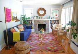 awesome pink rug family room lim rugs in living room contemporary with pink and navy next to small family room alongside bedroom rug andkilim pillows jpg