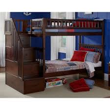 Girls Bunks With Stairs And Desk Drawers Stairsgirls Deskgirls