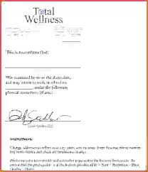 Doctors Note Signature Simple Doctor Note Template Doctors With Signature Blank Trejos Co