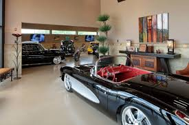 Fascinating Garage Interior Design Photo Decoration Inspiration