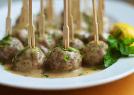 Swedish Meatballs - Once Upon a Chef