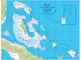 Explorer Chart Bahamas