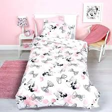 minnie mouse bedding sets double bed quilts double bed quilt cover measurement mouse quilt cover set