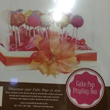 Cake Pops Display Box 15 Home Appliances On Carousell
