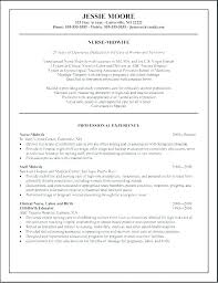 Registered Nurse Resume Samples - Sarahepps.com -