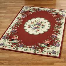 Rooster Rugs For Kitchen Sonoma Hand Hooked Rooster Area Rugs