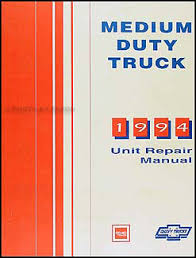 gmc c6000 topkick service manuals shop owner maintenance and 1994 chevy gmc medium truck unit repair shop manual topkick kodiak b7 p6