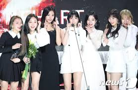 Twice Gaon Chart 2018