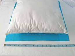 How To Cover A Pillow Form