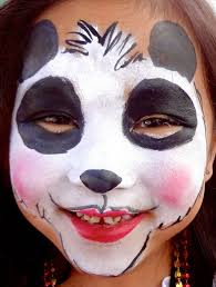 simple animal face paintings imgkid com the image