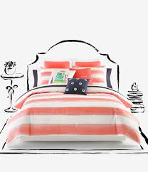 Kate Spade Duvet Cover Kate Spade New York Painted Rugby Striped Twill Comforter Mini Set