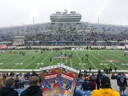 On The 50yd Line Picture Of Liberty Bowl Memorial Stadium