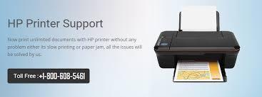 hp printer banner
