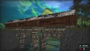 Wooden Bridge Game Covered Wooden Bridge Game Creator Store 57