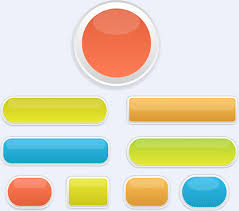 Free Vector Glossy Buttons Free Vector Download 3 151 Free Vector