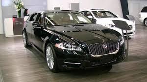 2012 Jaguar XJ Exterior and Interior at 2012 Montreal Auto Show ...