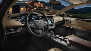 2018 avalon.  Avalon 2018 Toyota Avalon Interior To