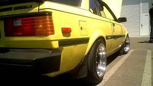 Eric's 1982 Toyota Corolla SR5 ! - YouTube