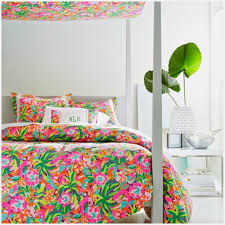 garnet hill has the added the adorable lulu print to their sister fl duvet cover collection i absolutely love it