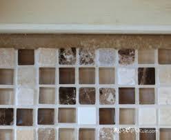 backsplash trim molding formica metal kitchen edge ideas tile glass installation ceramic pieces edging bullnose pencil