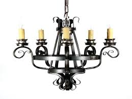 wrought iron candle chandelier uk lights chandeliers rustic throughout id