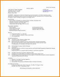 Fresh Manufacturing Test Engineer Cover Letter Resume Sample