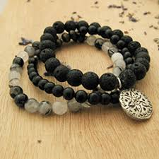 men s essential oil jewelry can be a crystal wrap necklace or a lava stone bracelet just ask in additional ments in any and we will make it to