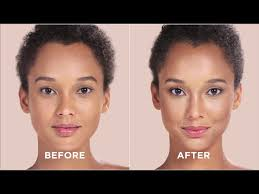 how to contour your oval face sephora