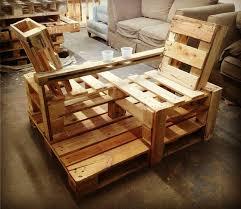 pallet furniture designs. Pallet Wood Chairs Designs Furniture J