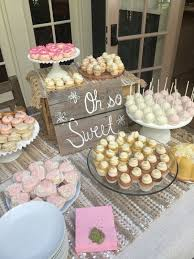 Best 25+ Baby Shower Desserts Ideas On Pinterest | Baby Shower ...