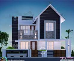 3 bedroom modern style beautiful kerala