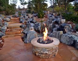 Stacked Stone Fire Pit garden design garden design with how to make a stacked stone fire 2659 by xevi.us