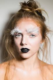 last minute makeup simple fallen angel