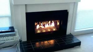 gas fireplace with glass rocks s indoor gas fireplace glass rocks