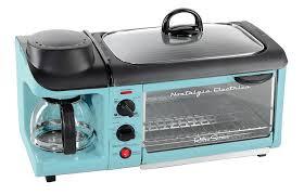 Retro Kitchen Small Appliances Breakfast Station Brings Retro Charm To Your Kitchen