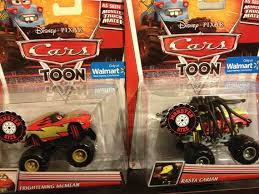 The Return of Cars Toon Deluxe (Monster Truck Mater) to Walmart ...