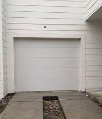 chi insulated garage door installation austin texas