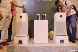 Xiaomi bất ngờ ra mắt máy lọc không khí Mi Air Purifier 3H và máy bơm điện  cầm tay Mi Electric Air Compressor tại VN - VnReview - Tin nóng